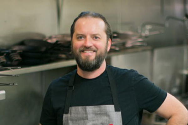A Thanksgiving Recipe from Chef Erik Niel