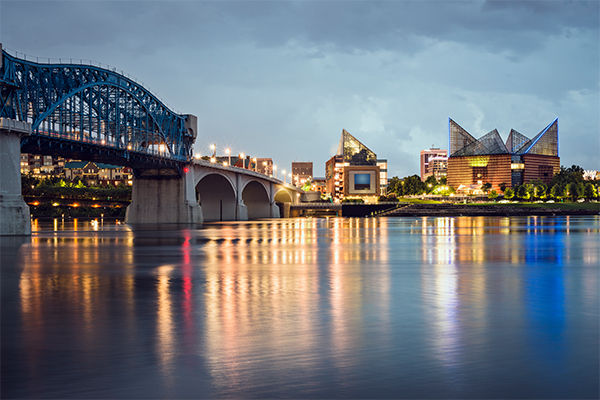 Your Weekend Guide to Chattanooga, Tennessee