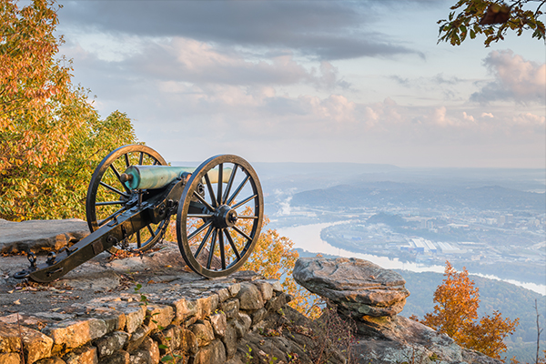 Why Fall is the Best Time to Visit Chattanooga Tennessee
